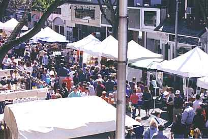 South Orange Street Fair and Craft Show