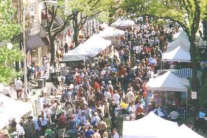 2019 Somerville Street Fair and Craft Show